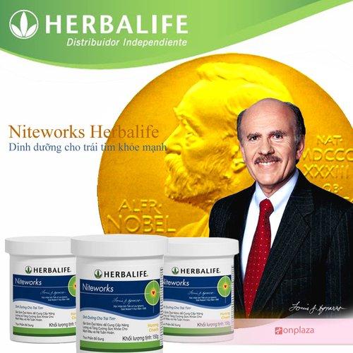 Niteworks Herbalife – Thực phẩm dinh dưỡng hỗ trợ tim mạch