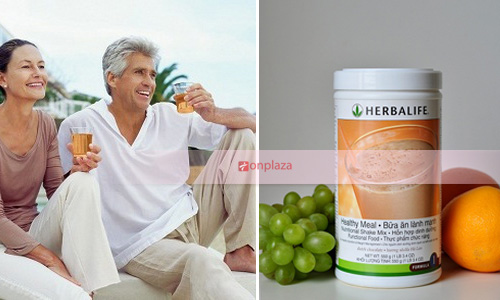 sua giam can herbalife