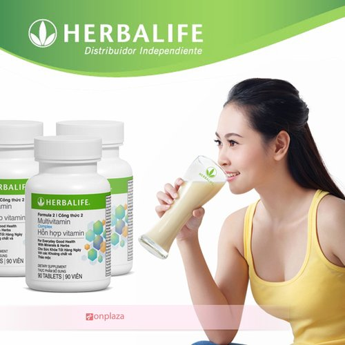 Multivitamin Herbalife F2, herbalife