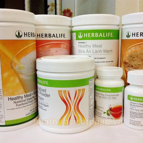 san pham bo 3 herbalife, herrbalife gia re