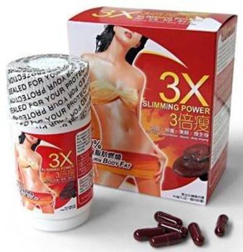 thuốc giảm cân 3x slimming