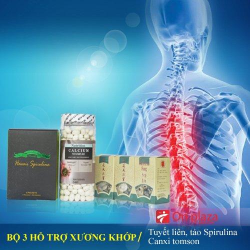 Bộ hỗ trợ xương khớp