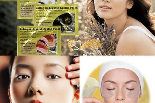 collagen, mat na tri bong mat, Collagen Crystal