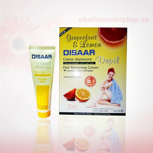 Kem tẩy lông Disaar Thái Lan