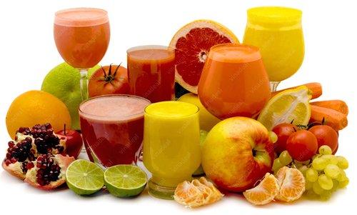 lựa chọn nước ép trái cây giúp giảm cân