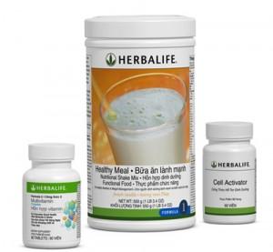 thực phẩm dinh dưỡng herbalife