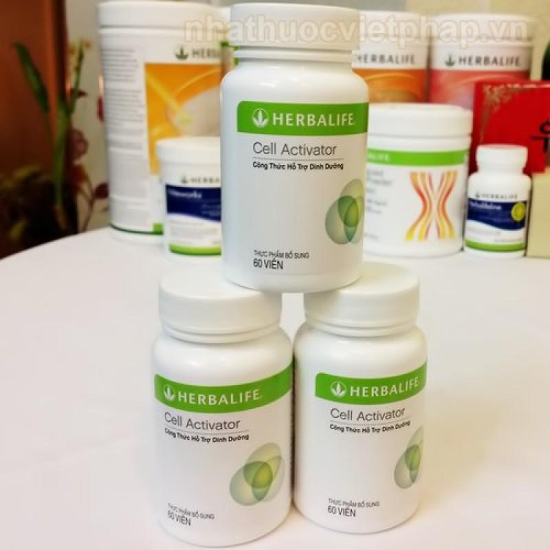 Thực phẩm chức năng hỗ trợ tiêu hóa Herbalife Cell Activator