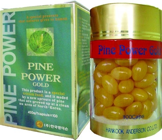 tinh dau thong do, tinh dau thong han quoc,pine power gold