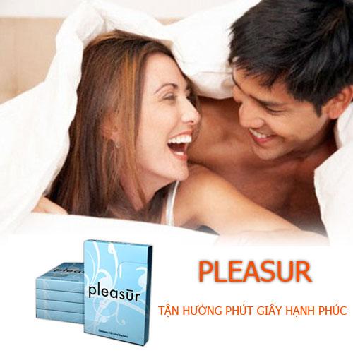 Gel bôi trơn âm đạo Pleasur