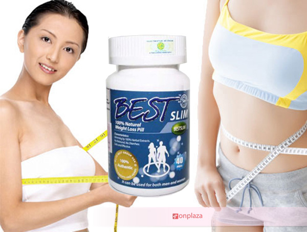 thuoc giam can best slim, best slim my