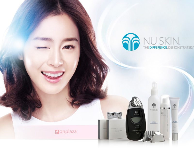 Bộ sản phẩm Nuskin ageloc Spa Package (Black, White)