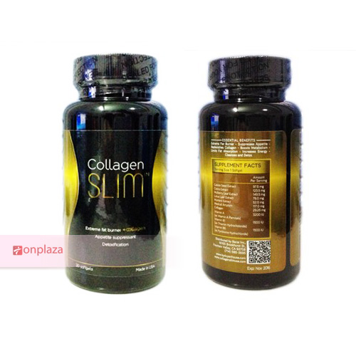 thuốc giảm cân, thuốc giảm cân collagen slim, thuoc giam can collagen slim