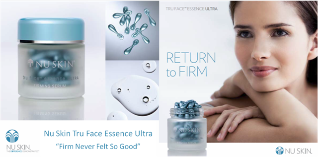 Tru face essence ultra Nuskin, my pham nuskin