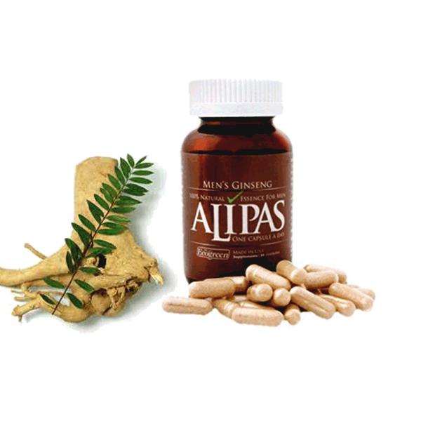 Sâm Alipas – Sản phẩm tăng cường sinh lực phái mạnh