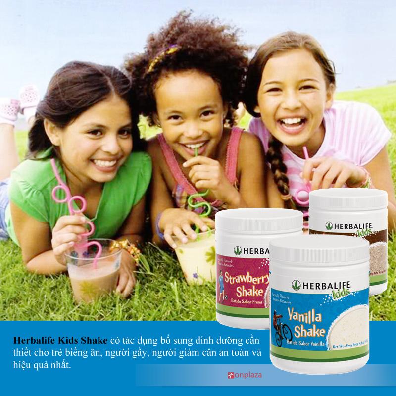 Herbalife Kids Shakes – Bột sữa dinh dưỡng dành cho trẻ em