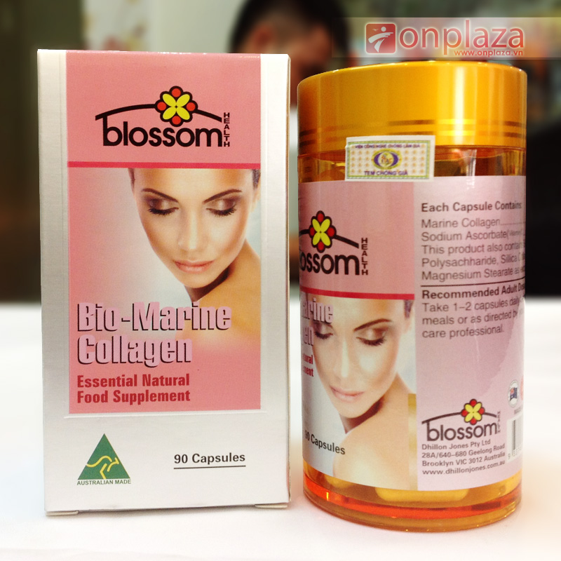bio collagen, vien bio collagen