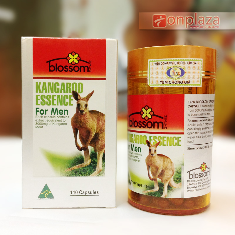 Kangaroo Essencer, thuốc Kangaroo Essencer