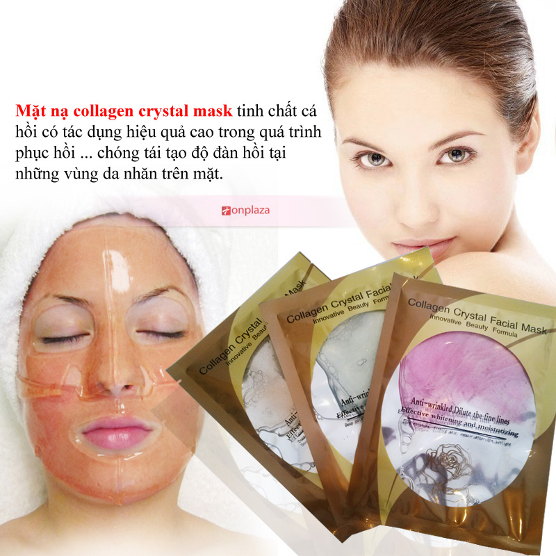 mat na collagen uc, mat na collagen crystal mask