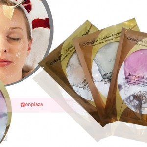 mat na collagen, mat na collagen crystal mask