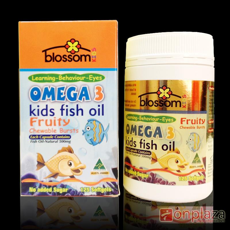 omega3 kids, omega3