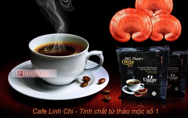 cafe giam can nam linh chi, thuốc giảm cân hiệu quả