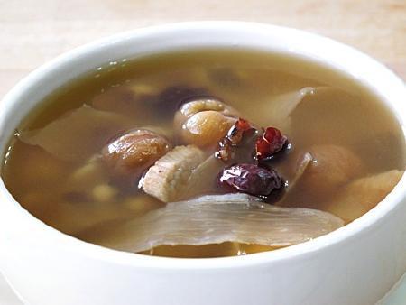 che bien nhan sam, món ăn từ nhân sâm