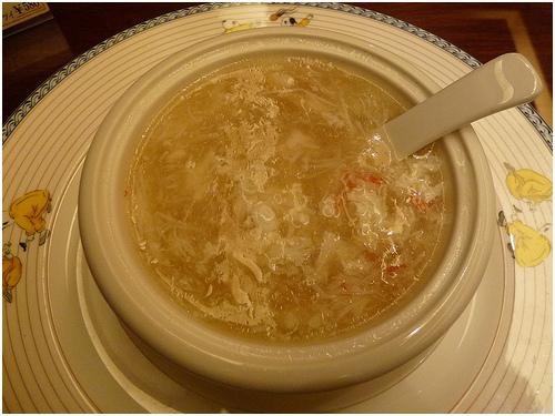 yen sao, soup yen sao