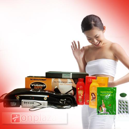 Bộ 4 sản phẩm giảm cân Botanical Việt Pháp số 2