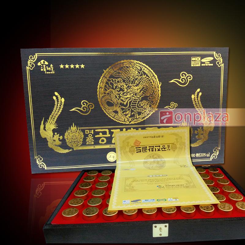 Bổ thận tráng dương Gold Hàn Quốc