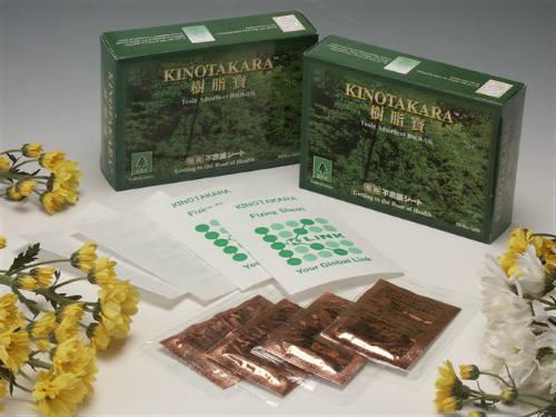 Miếng dán KINOTAKARA – giúp thải độc, giảm đau