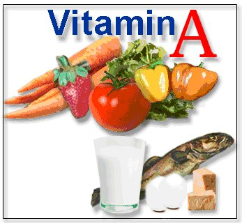bổ sung vitamin A