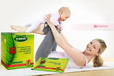 Cách bổ sung canxi cho bé