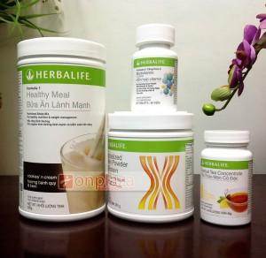 sản phẩm chính hãng herbalife