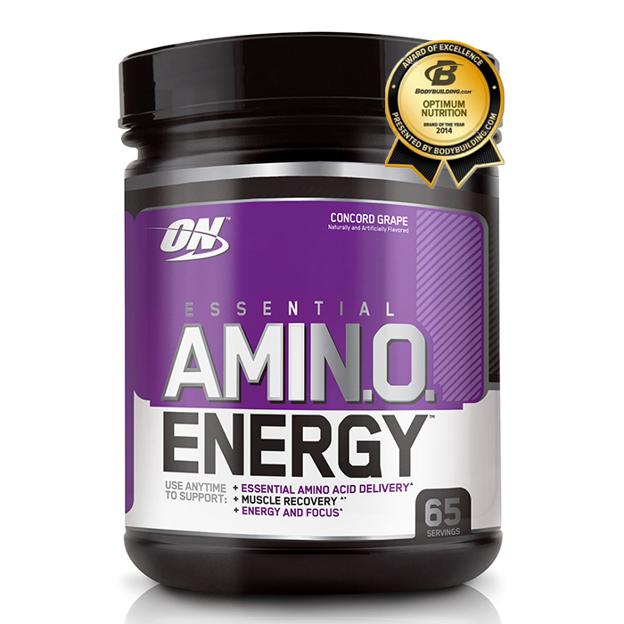 Sữa dinh dưỡng Essential Amino Energy 585g