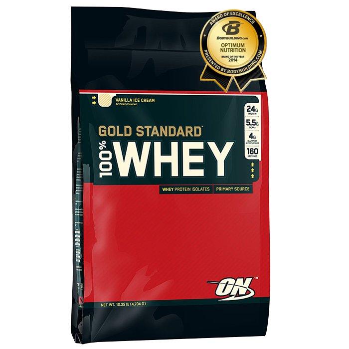 Sữa tăng cơ bắp protein 10 Lbs WHEY GOLD STANDARD