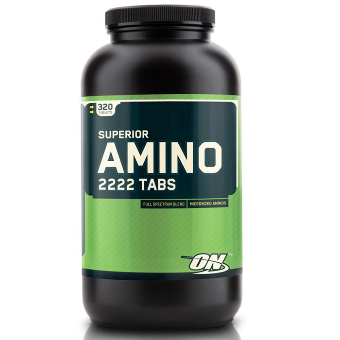 Viên bổ sung Superior Amino Acid 2222 320 Tabs