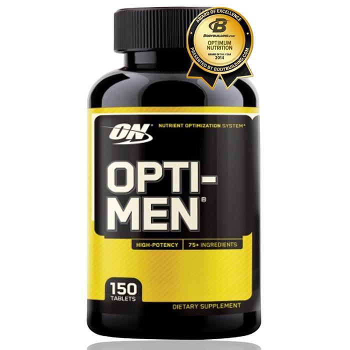 Vitamin tổng hợp dành cho nam Optimen Men 150 viên