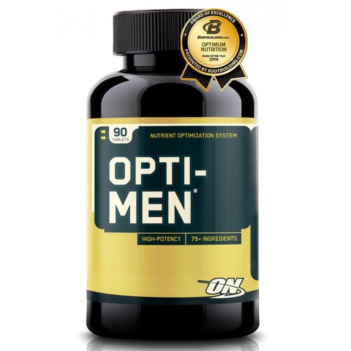 Vitamin tổng hợp dành cho nam Optimen Men 90 viên