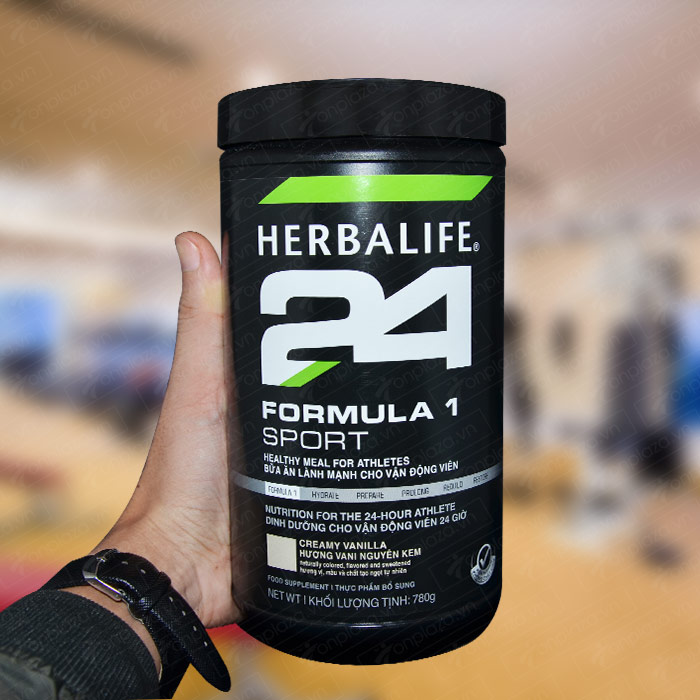 Hỗn hợp bổ sung dinh dưỡng Herbalife Sport F1 hương vani H025 9