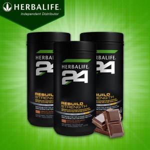 Dinh dưỡng phục hồi sau tập luyện Herbalife 24 Rebuild Trength H027