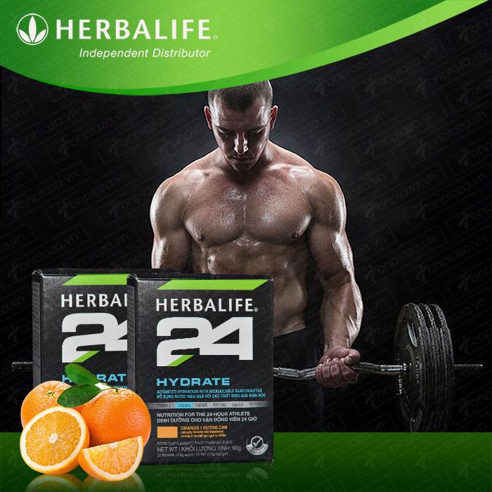 Sản phẩm Herbalife 24 Hydrate dinh dưỡng thể hình H026 1