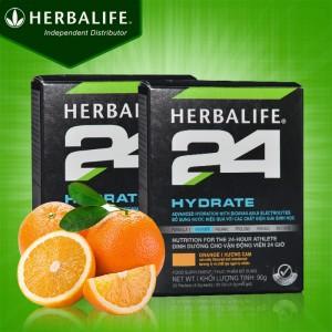 Sản phẩm Herbalife 24 Hydrate dinh dưỡng thể hình H026