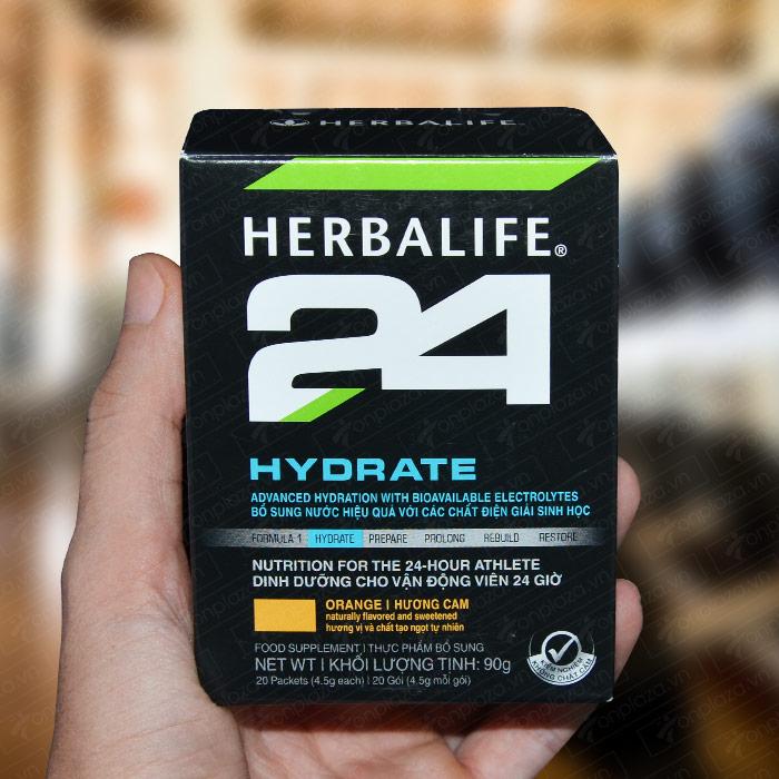 Sản phẩm Herbalife 24 Hydrate dinh dưỡng thể hình H026 6