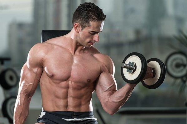 Sử dụng amino khoa học để có cơ bắp rắn chắc