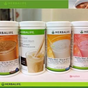 Giảm cân bằng herbalife giúp cải thiện chức năng cơ thể