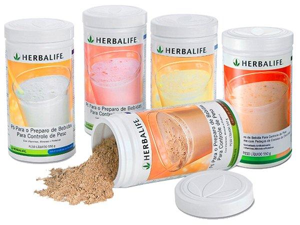 Sữa Herbalife F1 chứa nguồn dinh dưỡng tự nhiên, an toàn