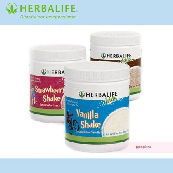 Herbalife Kids Shakes giúp trẻ có hệ tiêu hóa khỏe mạnh