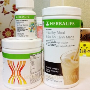 Bộ 3 tăng cân Herbalife