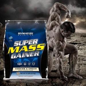 Chọn sản phẩm mass giúp tăng cân